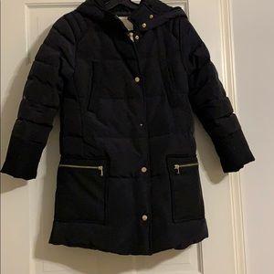 girls puffer down jacket